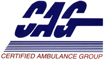 Certified Ambulance Group, Inc., Logo